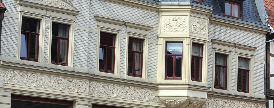 Ferienwohnungen Rathausblick Aussenansicht