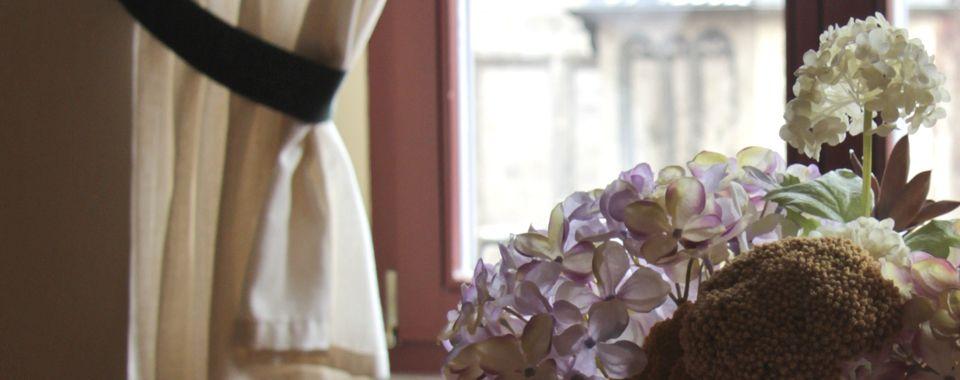 Ferienwohnung in Quedlinburg Blumen
