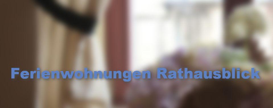 Willkommen in der Ferienwohnung in Quedlinburg